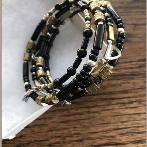 BNiB Silpada wrap bracelet